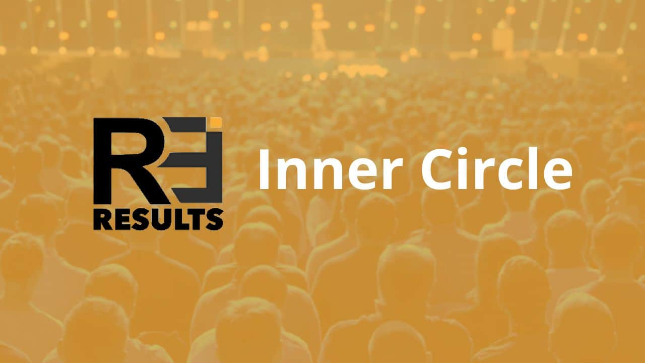 REI Results Academy Inner Circle