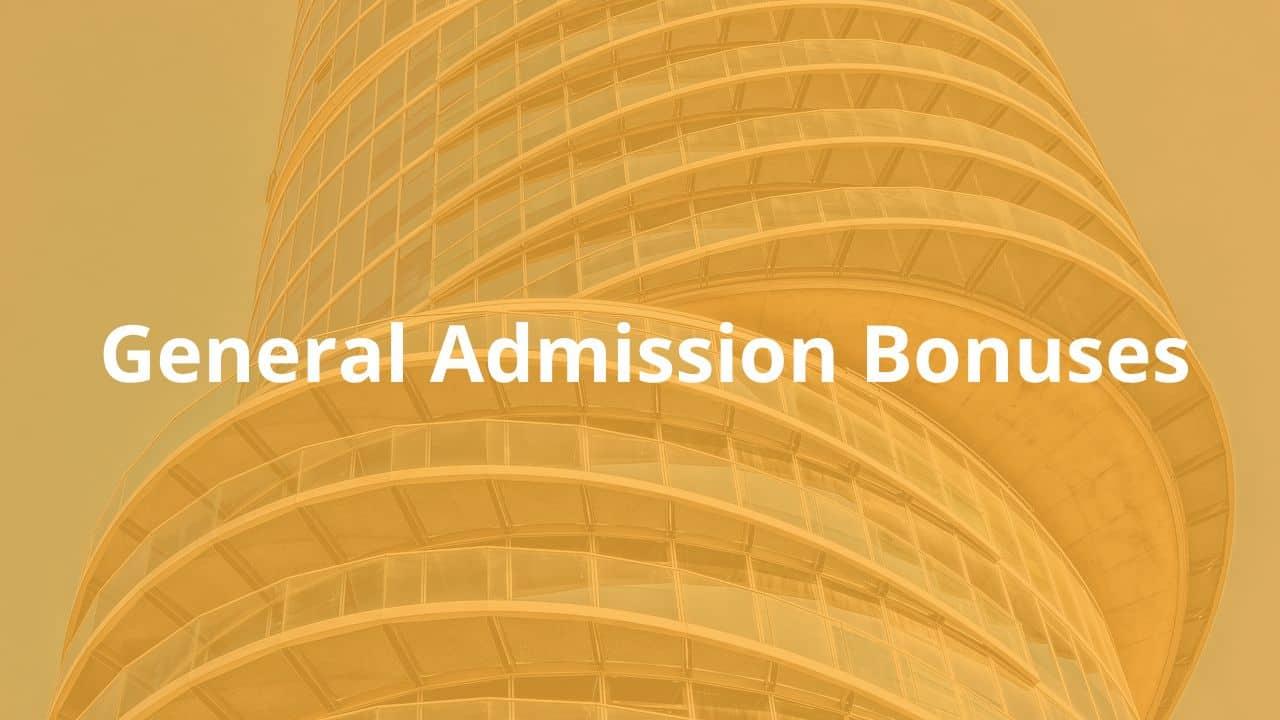 5 Hour Flip Live: General Admission Bonuses